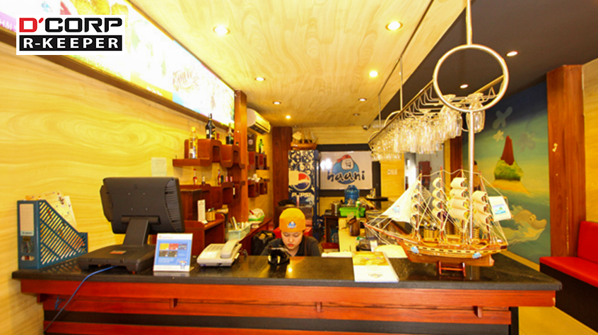 nhà hàng hải sản haani