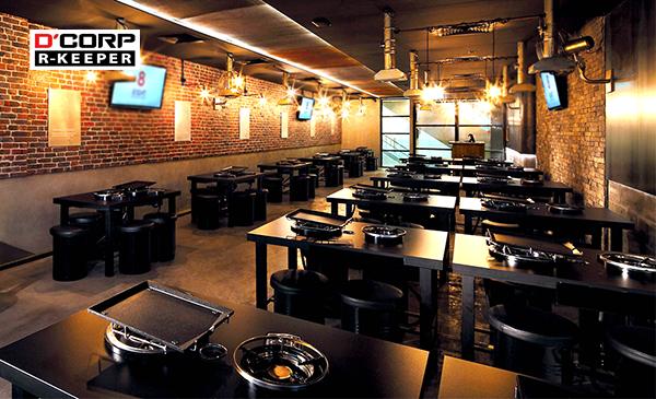 kinh doanh nhà hàng Hàn
